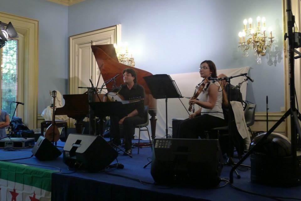 Wassim Ismaïl & Lina Khadir