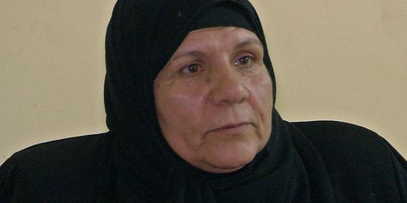 Rescapée des geôles syriennes, Hasna est aujourd'hui réfugiée en Jordanie. (BFTMV)