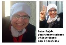 Qu'est devenue la détenue Faten Rajab?