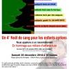 4ème Noël de sang pour les enfants syriens