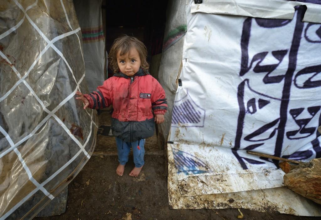 réfugiée syrienne