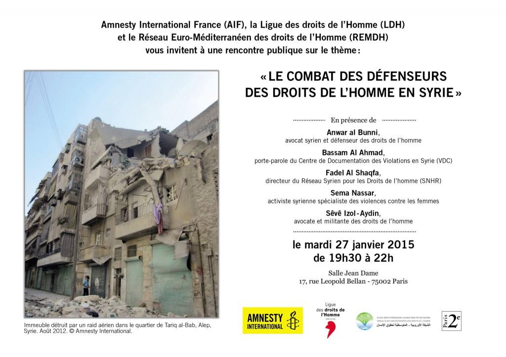Flyer Réunion Publique nouvelle adresse