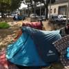 A la porte de Saint-Ouen, des familles syriennes désespèrent de voir le bout de l'errance