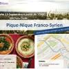 2ème Pique-nique franco-syrien