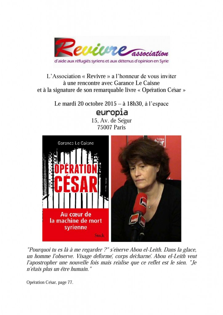 Invitation livre Garance - 3