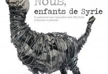 « Nous, enfants de Syrie » : une exposition solidaire