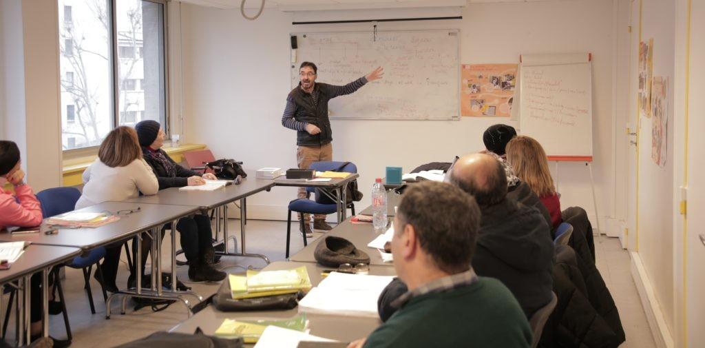 Association-Revivre cours de français
