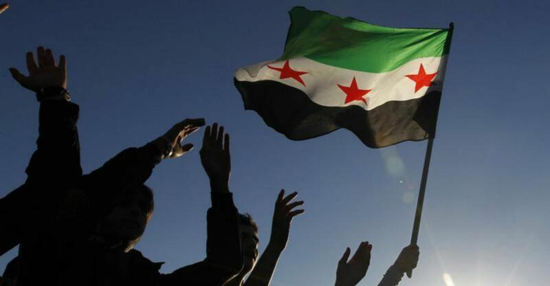 syriarevoflaglight